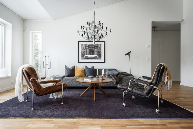 Skandinavisk Dagligstue by dream design sthlm