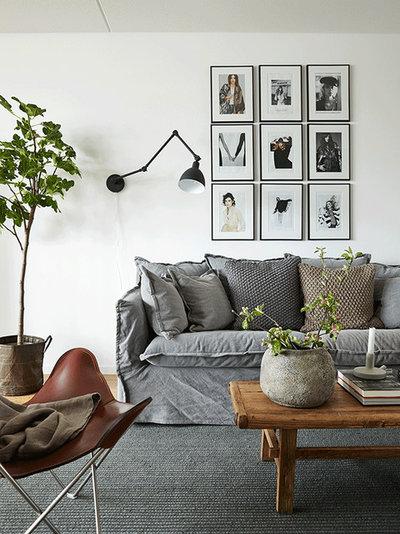 Moderne Dagligstue by Loft Stockholm