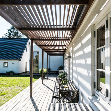 Egeskov - extension of a villa in the countryside