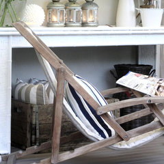 traditional porch by A Beach Cottage