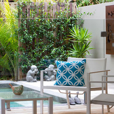 Contemporary Porch by Soul Space