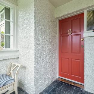 Immagine di un portico shabby-chic style