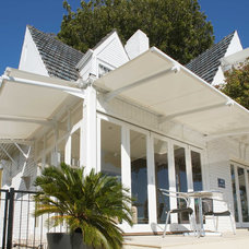 Contemporary Porch by Outrigger Awnings and Sails, Sydney