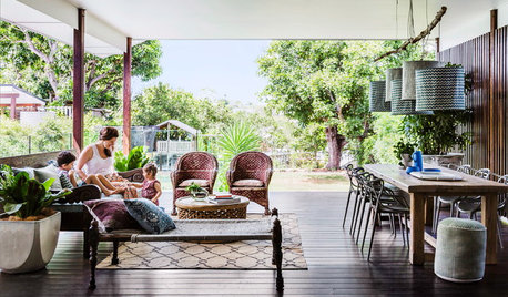 Enhance the Privacy of Your Outdoor Retreat... on a Budget