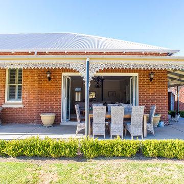 Farm House Addition