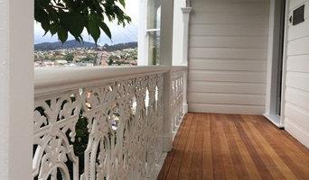 Glebe home exterior restoration