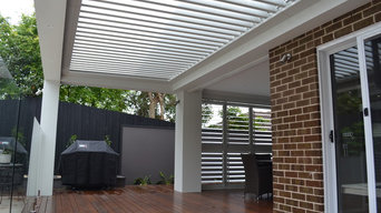 Louvre systems designed & installed