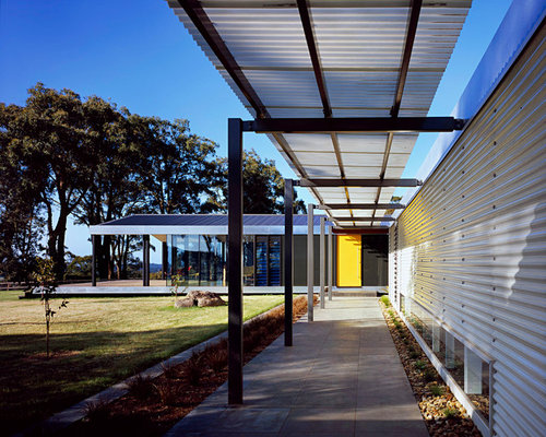 Best Covered Walkway Design Ideas Amp Remodel Pictures Houzz