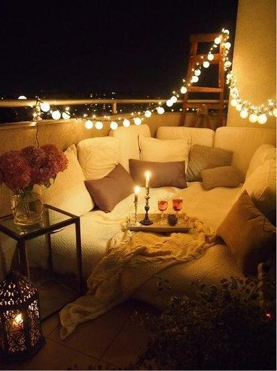 Modern Veranda by Bella Life Style