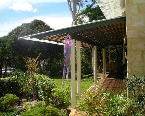 Traditional Perth Verandah Design Ideas Renovations Photos