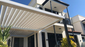 Stratco Sunroof - Opening Roof