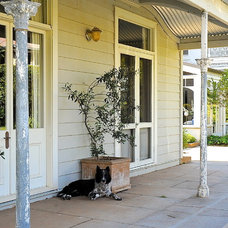 Traditional Porch by Luci.D Interiors