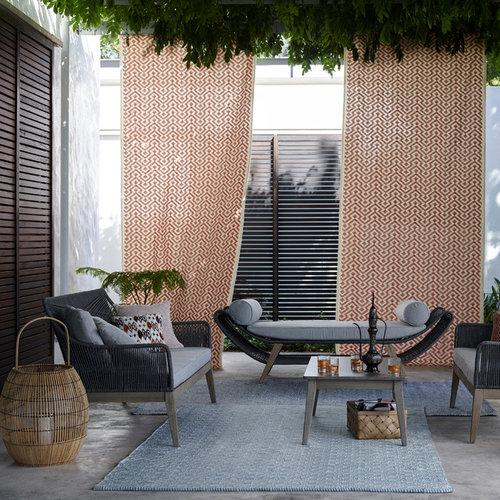 Contemporary Veranda Design Ideas Renovations Photos
