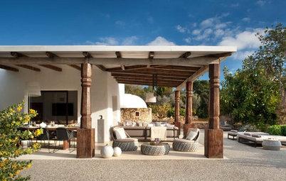 Antes y después: De antigua granja a casa de vacaciones en Ibiza