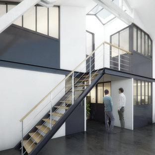 Réhabilitation d'un ensemble mixte // bureaux, commerce et logements