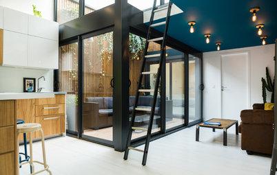 Visite Privée : Faire entrer la lumière dans un 45 m²