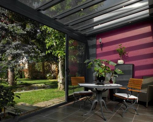V randas et verri res photos et id es d co de v randas et verri res - Deco veranda idee ...