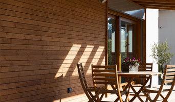 Casa in legno a Varese