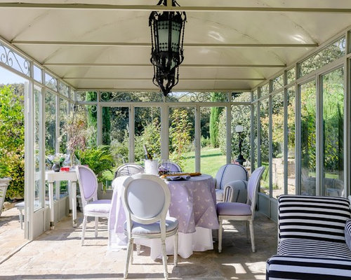 Foto e Idee per Verande - veranda in campagna