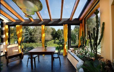 Idee per Realizzare un Giardino d'Inverno e i Permessi Necessari