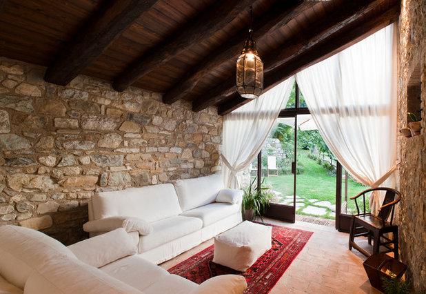Country Veranda by Silvia Longhi