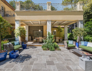 Villa in Cannes - Loggia and Patio