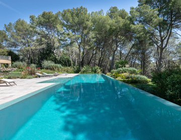 Villa in Cannes - Pool