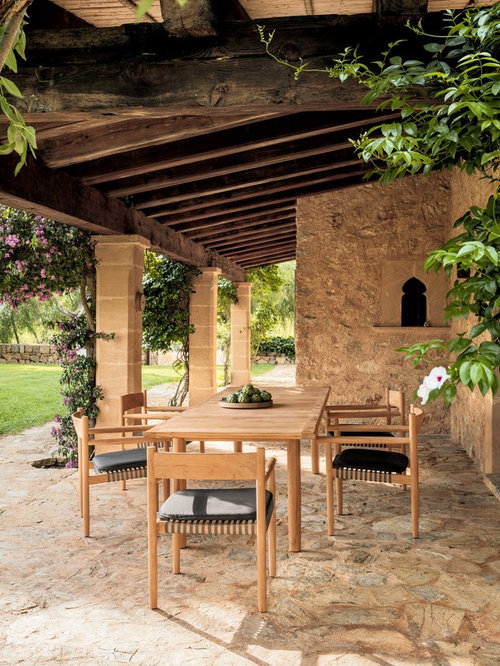 25 best berdachte mediterrane outdoor gestaltung ideen design bilder houzz ideas. Black Bedroom Furniture Sets. Home Design Ideas