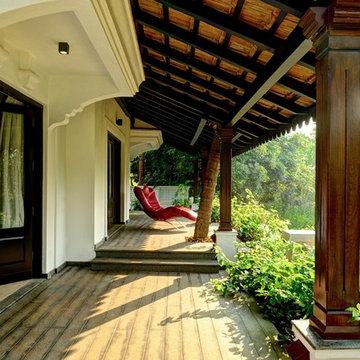 Villa Mangrove View Indien Terrasse
