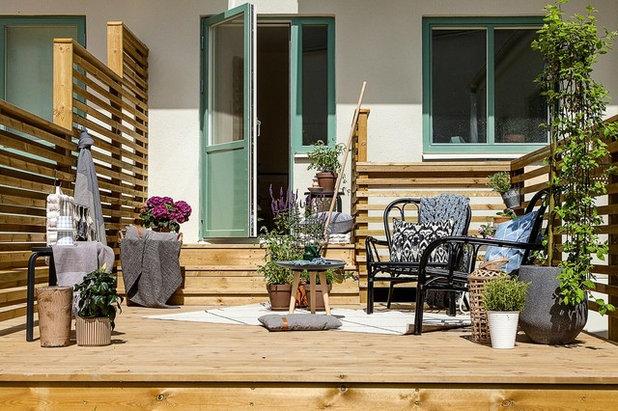 Skandinavisk Veranda by Studio In