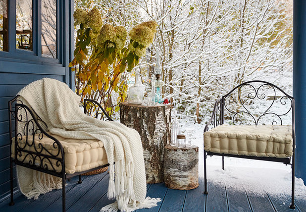 Country Portico by IN-DECO