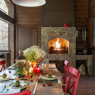 Создайте стильный интерьер: веранда в стиле кантри с летней кухней - последний тренд