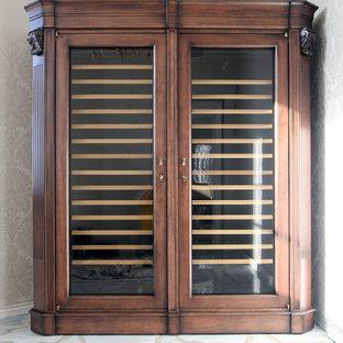 Роскошный винный шкаф на заказ / Custom Made Wine Cabinet.