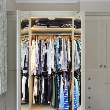 Bedroom, Dressing-room & Study in Camberley, Surrey.