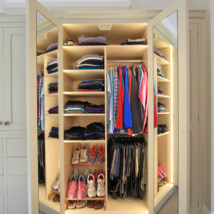 Attirant Integrated Led Strip Lights Storage U0026 Closet Ideas U0026 Photos | Houzz
