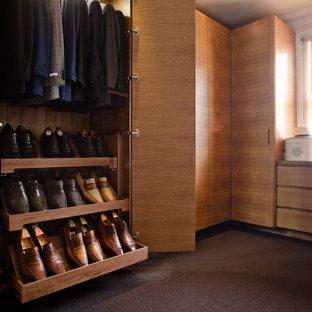 Inspiration pour un dressing et rangement design.