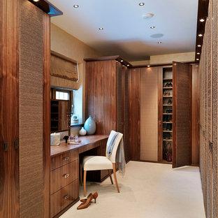 BESPOKE LUXURY Dressing room  & bedroom