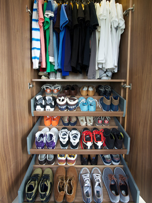Ikea Shoe Storage | Houzz