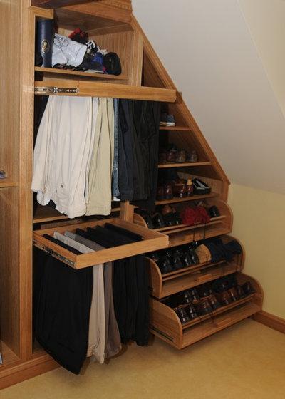 Traditional Wardrobe by Heaven & Stubbs Bespoke Furniture Ltd