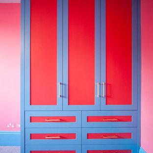 ロンドンのコンテンポラリースタイルのおしゃれな収納・クローゼットの写真