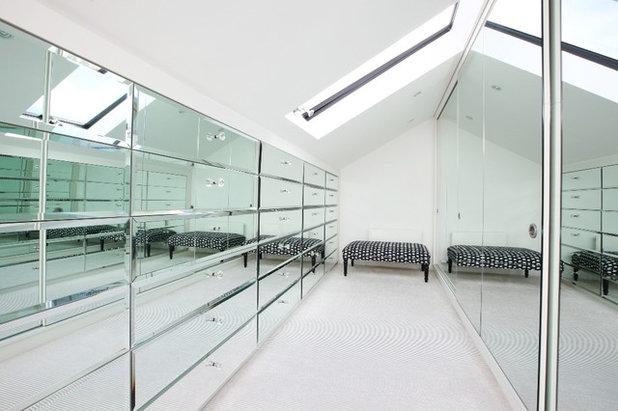 Contemporain Armoire et Dressing by Morgan Harris Architects Ltd