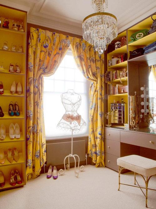 Images De D Coration Et Id Es D Co De Maisons Dressing Room