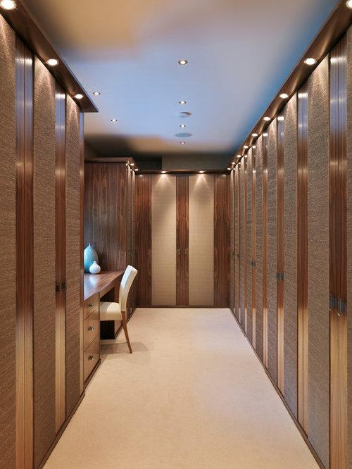 Contemporary Closet Design Ideas, Remodels & Photos