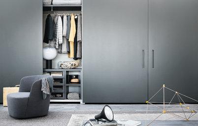 12 Sliding Wardrobes That Make Room for More