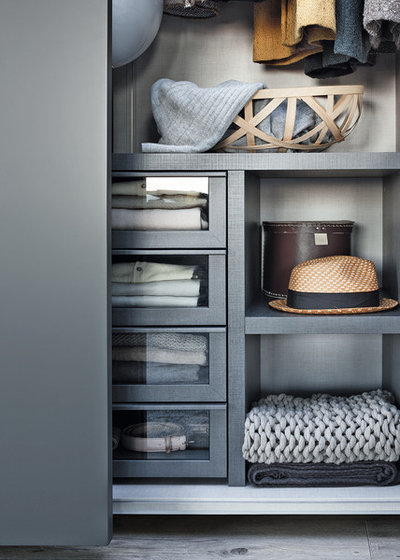 Contemporary Wardrobe by IQ Furniture