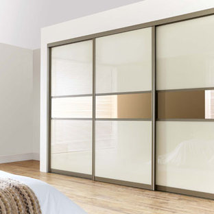 This is an example of a wardrobe in London.