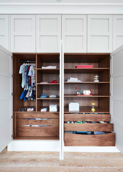 Traditional Wardrobe by Finch London