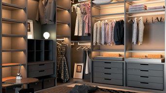 Italian style wardrobe Hide Park