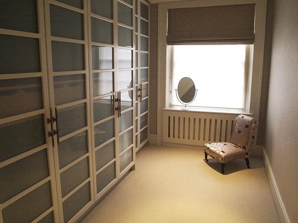 Contemporary Closet by Clemente Beaubien Ltd