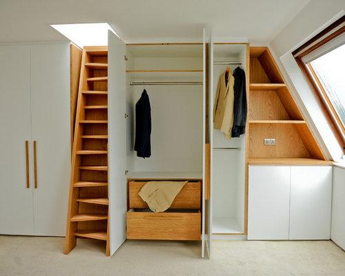 Loft Storage Houzz